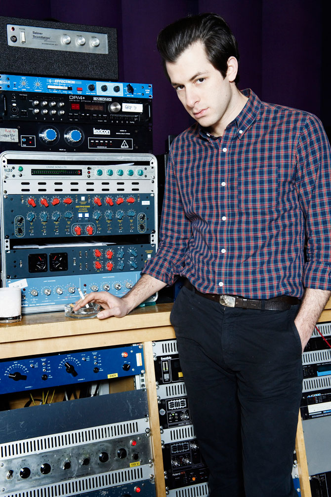 MARK RONSON for NME Magazine