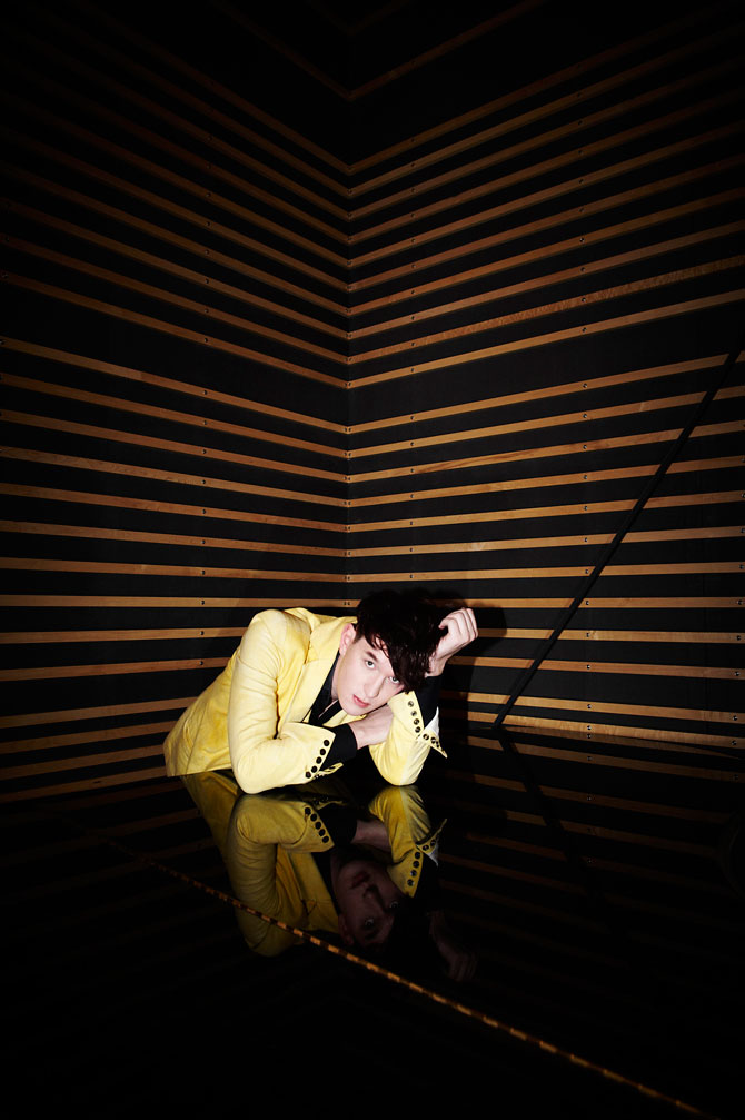 PATRICK WOLF for NME Magazine