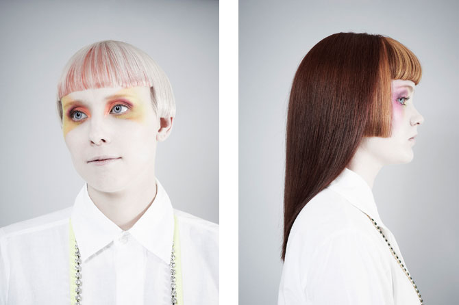 HAIR for Mikael Gendry at Vidal Sassoon