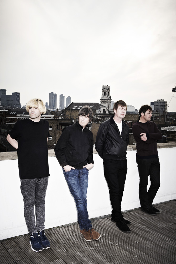 The Charlatans 2014